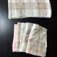 雑巾づくり