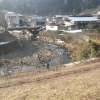 2月18日 那比川釣行!