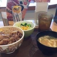 【食録】すき家糀谷店