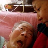 母は今日から検査入院