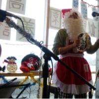 12/23 @ 似島学園  クリスマス会  ありがとうございました〜〜m(_ _)m☆♪☆♪