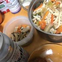 頂き物とお惣菜2
