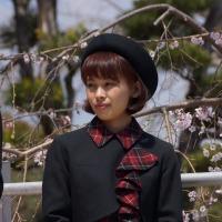 おおむら桜まつり 長崎街道シュガーロード さくらカフェ 岡田奏 2017・4・2