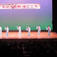 宮古島の芸能祭