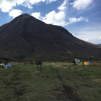 九重連山を登りました