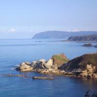 関野から、猿山岬