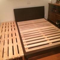 ベッド拡張