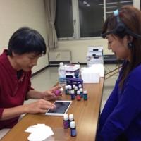 19日、東京初「アロマルーティン」香りの見える化 & 17日「セルフレインドロップ実践講座」やります♩