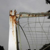 サッカーゴール修理依頼