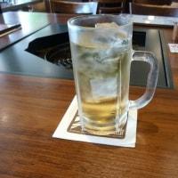 サッポロビール園でジンギスカンのランチ