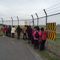 埼玉県内の「基地巡りツアー」に行ってきました