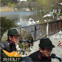 歌うことになった流れを不思議思っている・氣天流・江澤廣