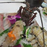 南知多 山海温泉 「粛 海風」の豪華食事~~