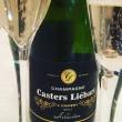 名刺サイズ試飲会information♡Casters Liébart キャステル・リエバ 〈Chardon〉シャンパン