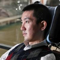 難病も仕事も背負って ALS発症後に起業した恩田聖敬さん