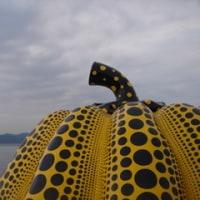 直島―地中美術館とかカボチャとか。