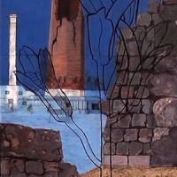 ●第73回関西水彩画展始まる【中之島】