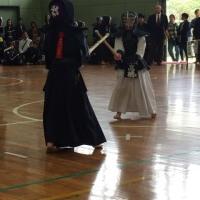 5月3日(祝)剣道交流合同錬成会に出場しました
