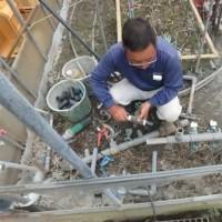 自動潅水修理