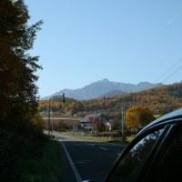 富良野周辺の観楓ドライブ:10月19日2016
