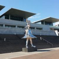 建築と空間の感度も色々と・・・・・・今日は兵庫県立美術館で連続講演会に、海沿い散歩と世界を舞台に活躍の妹島和代さんの時間と世界の安藤建築の時間を建築散歩で至福。