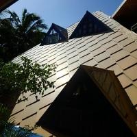 ニカラグア・ヒューストン渡航記(ホテル(La Pyramide))