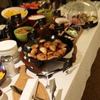 スワンホテルでの朝食その1     投稿者:佐渡の翼