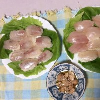 Hママ作 春告魚創作料理!!