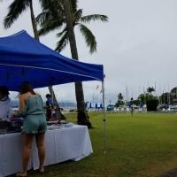 ハワイで牡蠣の心構え