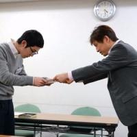 【大阪】表彰式と選手たち