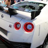 GT-Rニスモのエンジンルーム