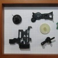 ラジオカセットレコーダー(生け文具1224)