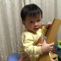 息子1歳4ヶ月