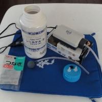 反射鏡の結露対策/乾燥空気発生装置