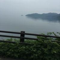 今日の京都は曇り