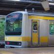 2017年7月28日,今朝の中央総武緩行線 E231-0番台