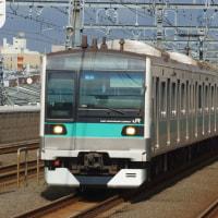 2017年3月27日 小田急 千歳船橋 E233系マト7編成