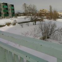 はるからふゆまで!!・・・4770 凍った川