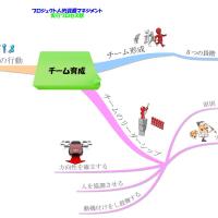 マインドマップ(MindMap) で PMBOK を描く (MindMapを無料で差しあげます)