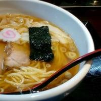 優しい味わいの中華そば•••金魚(北浦和)