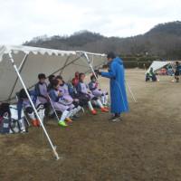 那覇ガールズ- 千葉中央FC( 千葉県) 前半終了