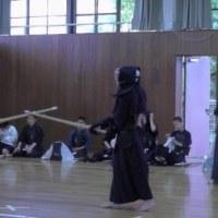 定期テスト最終日と部活参観
