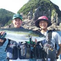 熊本より双子のルアーマン  5月27日