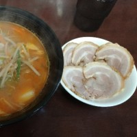 今日の喜多方ラーメン(ウリナリ食堂)
