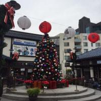 ���ꥹ�ޥ��ĥin Japanese Villege Plaza