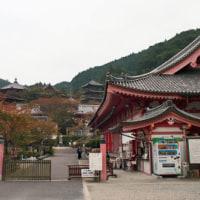 小雨降る壺阪寺(南法華寺)..その1