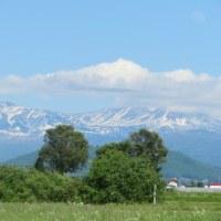 季節が変わる。。スーちゃんと大雪山