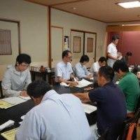 平成28年度本吉地区農業士会総会及び現地視察研修が開催されました