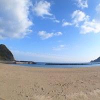 竹野浜とねこざき半島