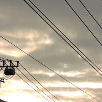 2/28 これは今朝の東の空 もっと早いのは家が入りすぎで投稿しません